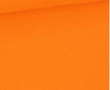 Bündchen Standard - Feine Rippen - Uni - Orange - #350