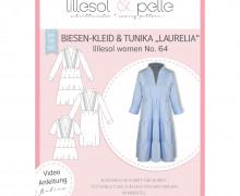 Schnittmuster - Biesen-Kleid & Tunika