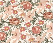 Sommersweat - Blumenwiese - Klein - Rose - Bio Qualität - abby and me