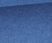 Wolle - Walkstoff - Mulesing Frei - Uni - Jeansblau