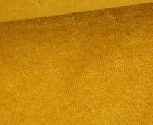 Frottee - Bambus & Baumwolle - Uni - 145cm - Senfgelb