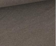 Wolle - Walkstoff - Mulesing Frei - Uni - Taupe Dunkel
