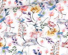 Jersey - Summer Meadow - Weiß