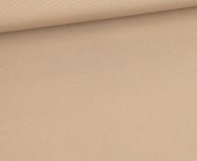 Outdoorstoff - Taschenstoff - Wasserdicht - Uni - Sand