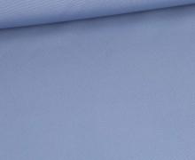 Outdoorstoff - Taschenstoff - Wasserdicht - Uni - Hellblau