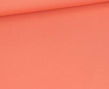 Outdoorstoff - Taschenstoff - Wasserdicht - Uni - Coralle