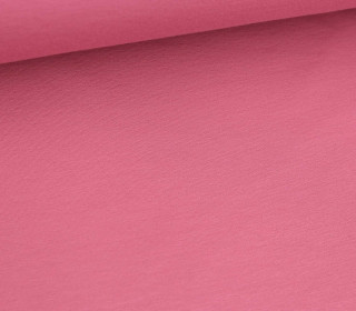 Sommersweat Standard - French Terry - Uni - Rose - #889