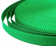 1 Meter Gurtband - Grün (242) - 20mm