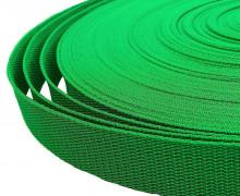 1 Meter Gurtband - Grün (242) - 30mm