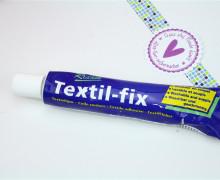Textilkleber - Stoffkleber - waschbar - Klebe