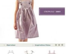 Schnittmuster Kleid von Minikrea - 30001
