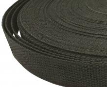 1 Meter Gurtband - Schwarz (332) - 30mm