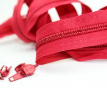 2m Endlosreißverschluss *B+ 10 Zipper - Rot (148)