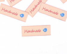 10 Label - Handmade - Vogel