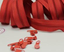2m Endlosreißverschluss *S+10 Zipper - Aschrot (287)