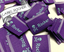 10 Label - Rocker - Skull