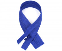 1 Polyesterreißverschluss - 60cm - Nicht Teilbar - Unsichtbar -  Hochwertig - Prym - Royalblau (215)