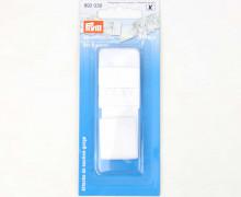 1 BH-Verlängerer - 30mm - 2x2 Haken - Prym - Weiß