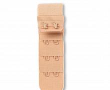 1 BH-Verlängerer - 25mm - 3x2 Haken - Prym - Hautfarben