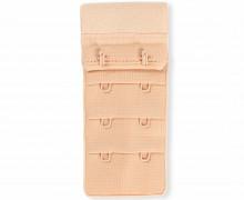 1 BH-Verlängerer - 40mm - 3x2 Haken - Prym - Hautfarben