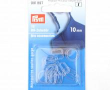 10 BH-Zubehör - 10mm - Prym - Transparent