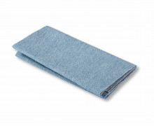 1 Flickstoff -Jeans - Aufbügelbar - 12 x 45cm - Prym - Hellblau