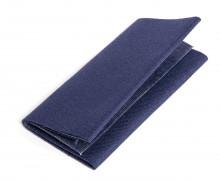 1 Flickstoff - Köper - Aufbügelbar - 12 x 45cm - Prym - Blau