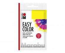 Marabu - Easy Color - Batik- und Färbefarbe - Batik - Tie Dye  - Scharlachrot