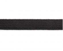 Hoodiekordel - 1,5m - 17mm - Prym - Schwarz