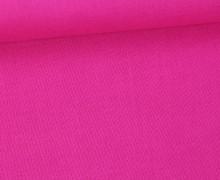 Schöner Baumwollstoff - Uni - 140cm - Pink