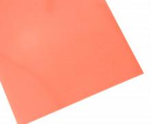 A4 Neon Bügelflock – Bügelfolie – NEON-Orange