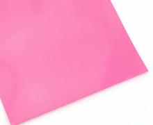 A4 Neon Bügelflock – Bügelfolie – NEON-Pink