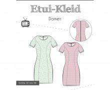 Schnittmuster - Etui-Kleid - Damen - 32 bis 58 - Fadenkäfer