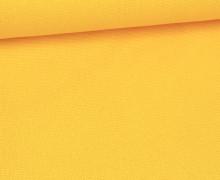 Canvas Stoff - feste Baumwolle - Uni - 145cm - Gelb