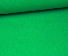 Canvas Stoff - feste Baumwolle - Uni - 145cm - Grün