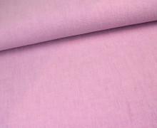 Leinen - gewaschen - Waschleinen - Rosa