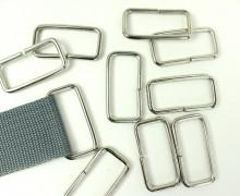 10 - Vierkant-Ringe 40mm -dick - Ring, Taschenring