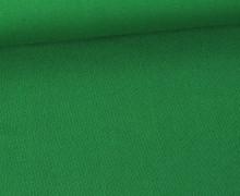 Schöner Baumwollstoff - Uni - 140cm - Grün