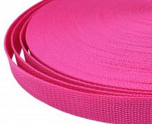 1 Meter Gurtband - Pink (146) - 20mm