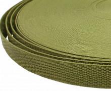 1 Meter Gurtband - Olive (263) - 20mm