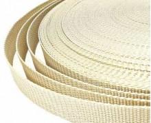 1 Meter Gurtband - Beige (307) - 20mm