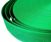 1 Meter Gurtband - Grün (242) - 40mm