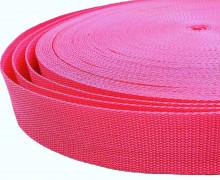 1 Meter Gurtband - Magenta (145) - 40mm