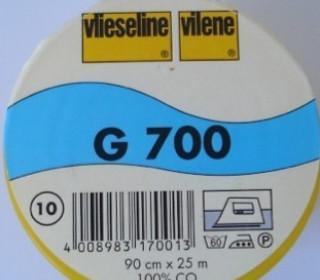 1 Meter Gewebeeinlange G700 von Freudenberg