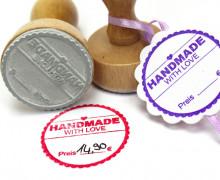 Preis - Stempel für die Handmade Märkte