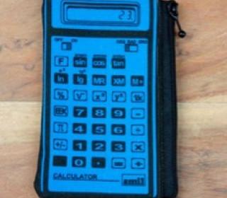 Nähpaket Taschenrechner - das Nähpaket