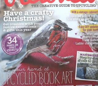 Reloved Magazine - Ausgabe Winter 2013 - DIY
