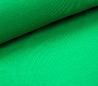 Bündchen - Rippen - Schlauchware - Grün