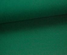 Canvas Stoff - feste Baumwolle - Uni - 145cm - Tannengrün Hell