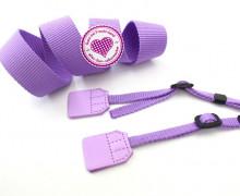Kameraband Set - DIY - Kameragurt - Lavendel